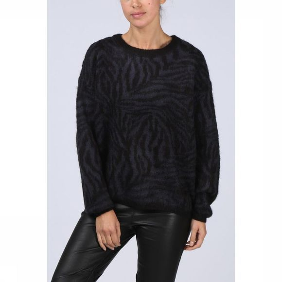 Trui Knitted Jacquard