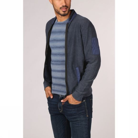 No Excess Cardigan 90-210108 Donkerblauw