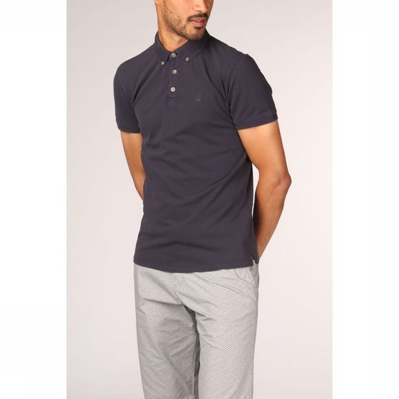 No Excess Polo 90-370201 dark blue