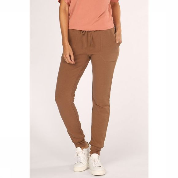 Yaya Broek Fancy Trackpants Kameelbruin