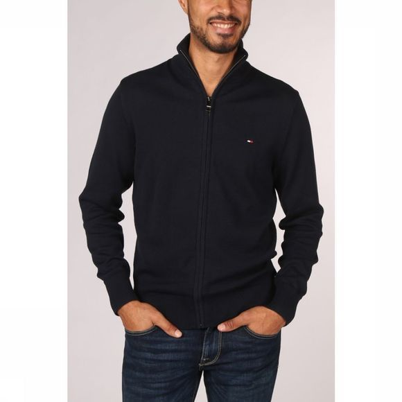 Tommy Hilfiger Cardigan cool comfort dark blue