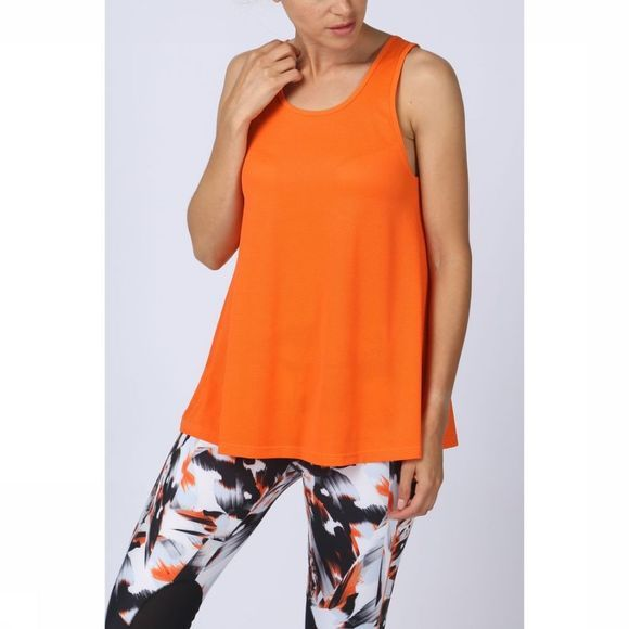 Skiny Top Tank orange