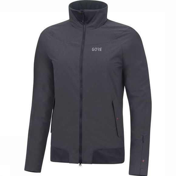 Gore Wear Coupe-Vent C5 Women Insulated Trail Gris Foncé