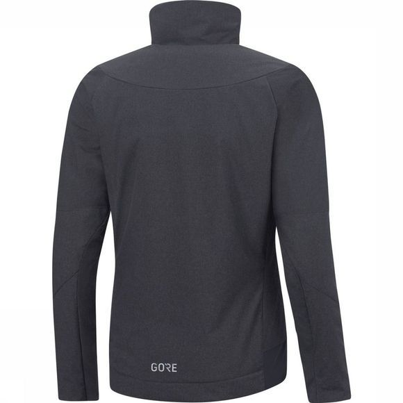 Gore Wear Windstopper C5 Women Insulated Trail Donkergrijs