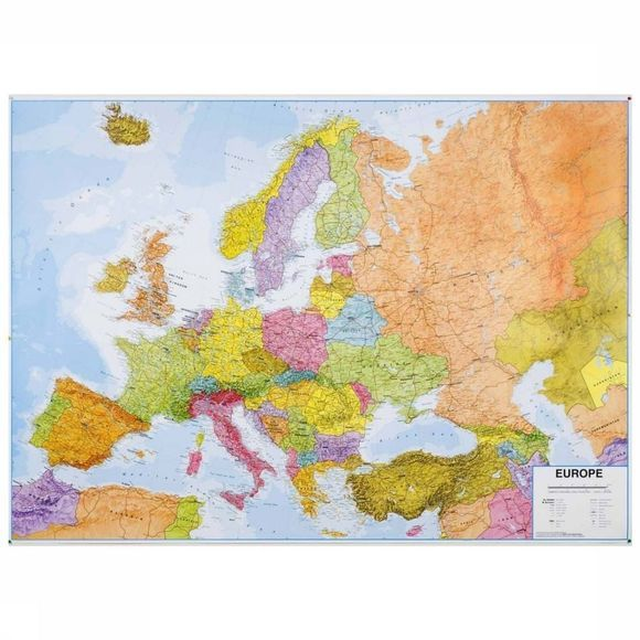 Maps International Map Europe Political 2015