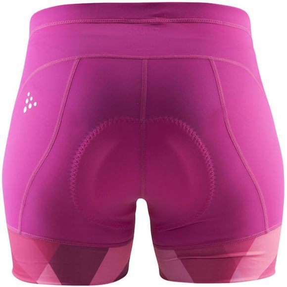 Craft Pantalon  Velo Hot Pants Rose Moyen