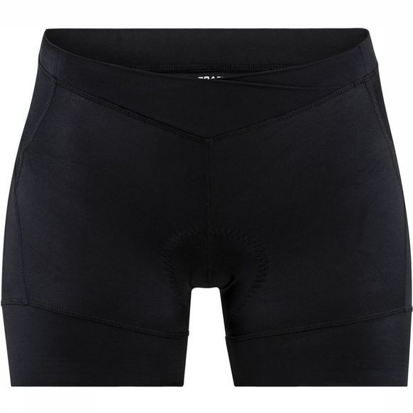 Craft Broek Essence Hot Pants W Zwart