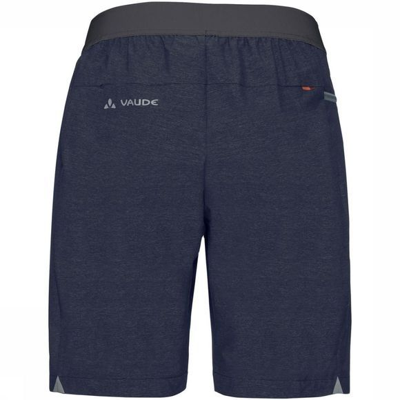 Vaude Trousers Wo Cyclist Shorty dark blue