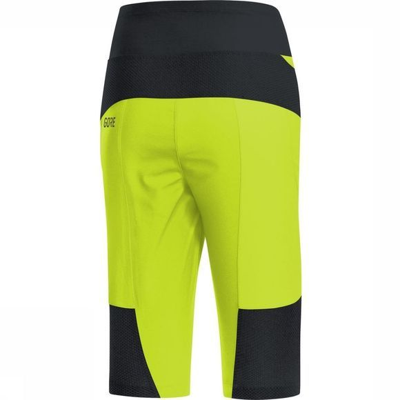 Gore Wear Broek C5 Trail Light Lime/Zwart
