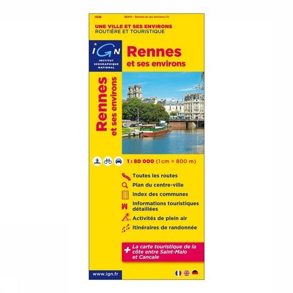 Rennes & surround