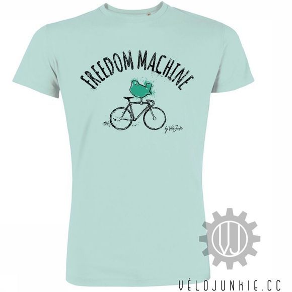 T-Shirt Freedom Machine