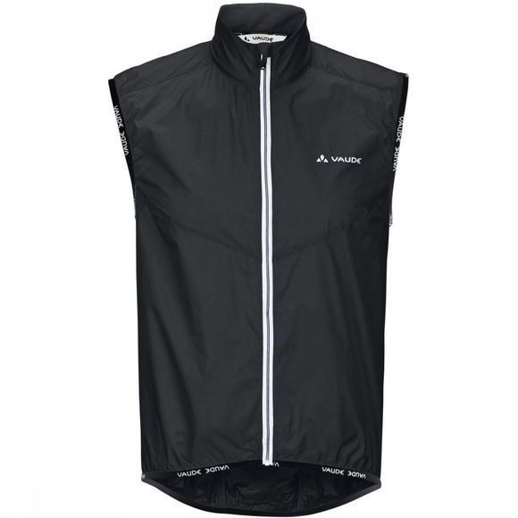 Vaude Windstopper Air II Zwart