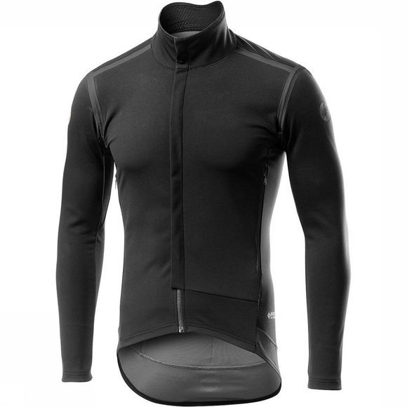 Castelli Windstopper Perfetto Ros Ls Black Out Ltd Edition Zwart