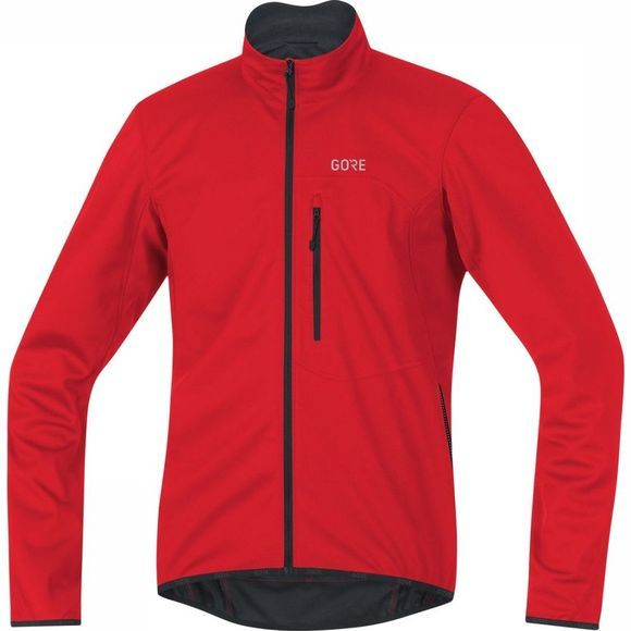 Gore Wear Softshell Gore Windstopper Thermo Rood