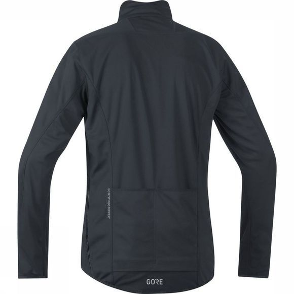 Gore Wear Softshell Gore Windstopper Thermo Zwart