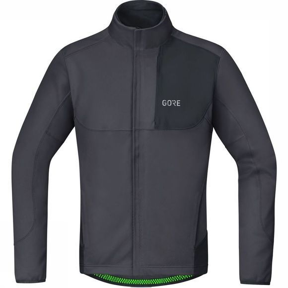 Gore Wear Softshell Gore Windstopper Thermo Trail black