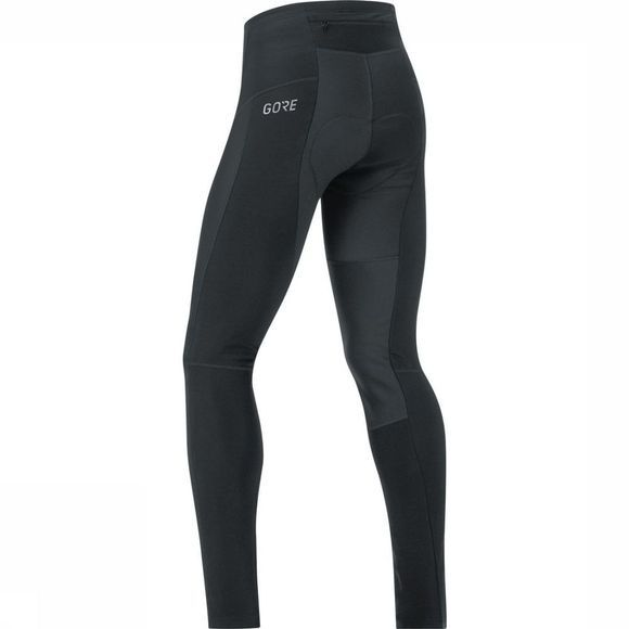Gore Wear Broek  C3 Partial Windstopper+ Zwart