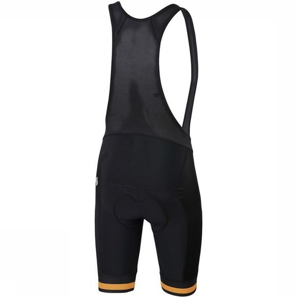 Sportful Pantalon Bodyfit Team Classic Noir/Or