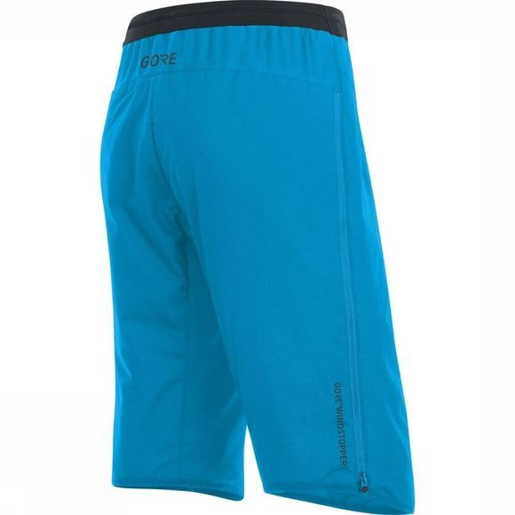Gore Wear Broek  C5 Windstopper Insulated Marineblauw