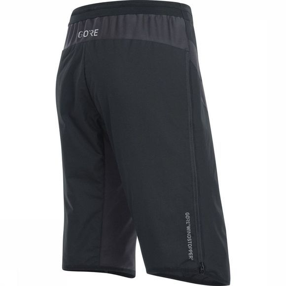 Gore Wear Trousers C5 Windstopper Insulated black/dark grey