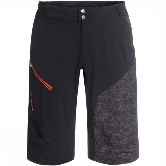 Vaude Trousers Slickrock Black/Dark Grey Mixture