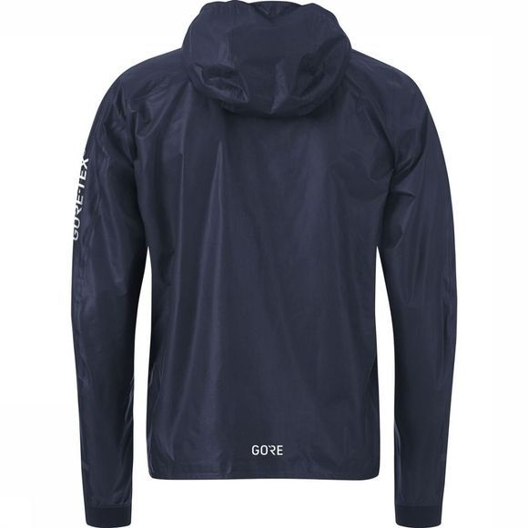 Gore Wear Jas R7 Gore-Tex Shakedry Hooded Donkerblauw