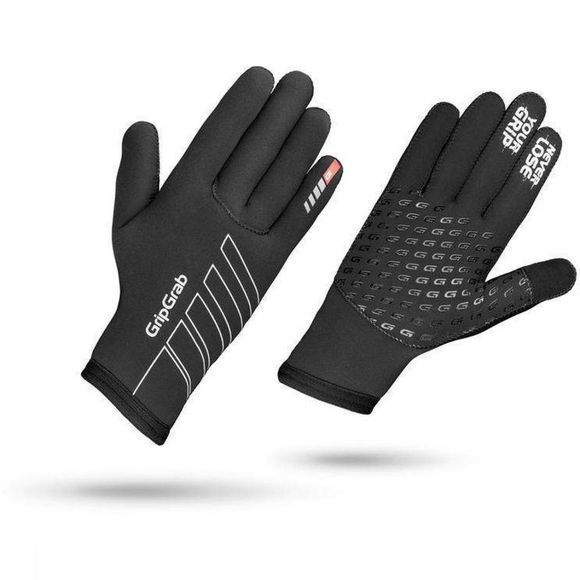 GripGrab Glove Neoprene black