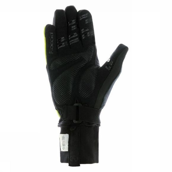 Roeckl Glove Raab mid yellow