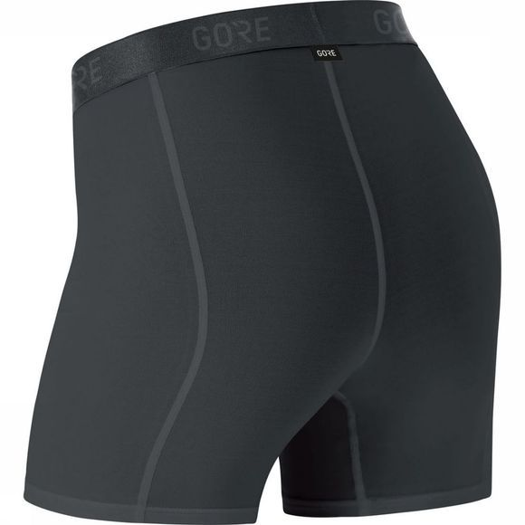 Gore Wear Ondergoed M Base Layer Boxer Zwart