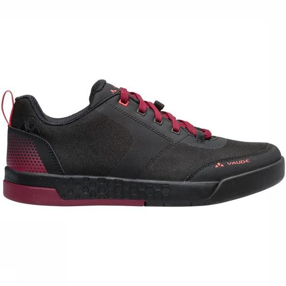 Vaude All Round Shoe Am Moab Syn Black/Bordeaux