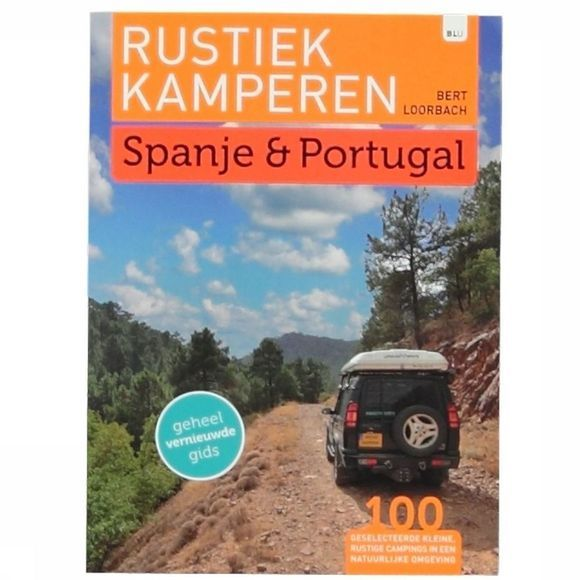 RUSTIEK KAMPEREN Spanje & Portugal Rustiek Kamperen 2017