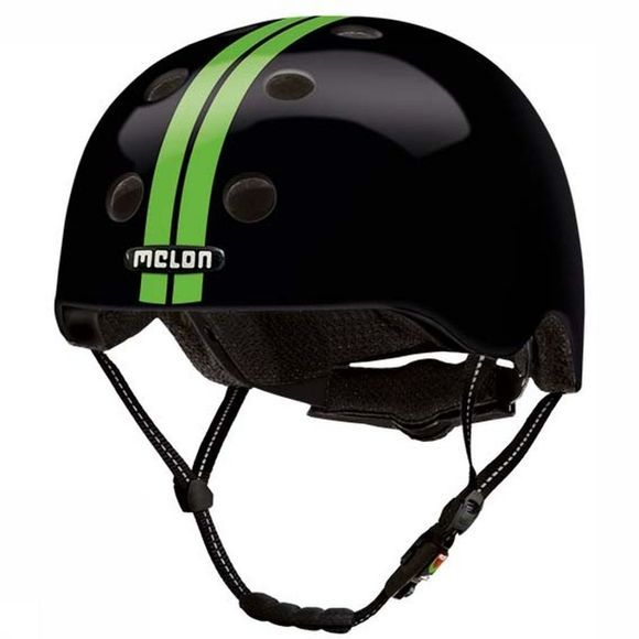 Melon Bicycle Helmet Straight XXS-S black/green