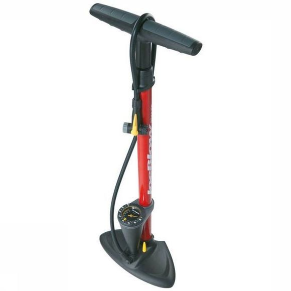 Topeak Pomp Joe Blow Max HP Middenrood