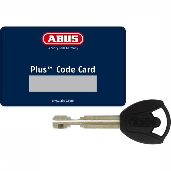 Abus Lock Bordo black