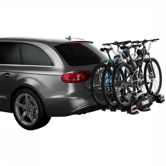 Thule Bicycle Carrier Velocompact 927 3 Bike 7 Pin No colour / Transparent