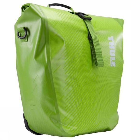 Thule Bike Bag Back Shield Pannier Large (Pair) Lime