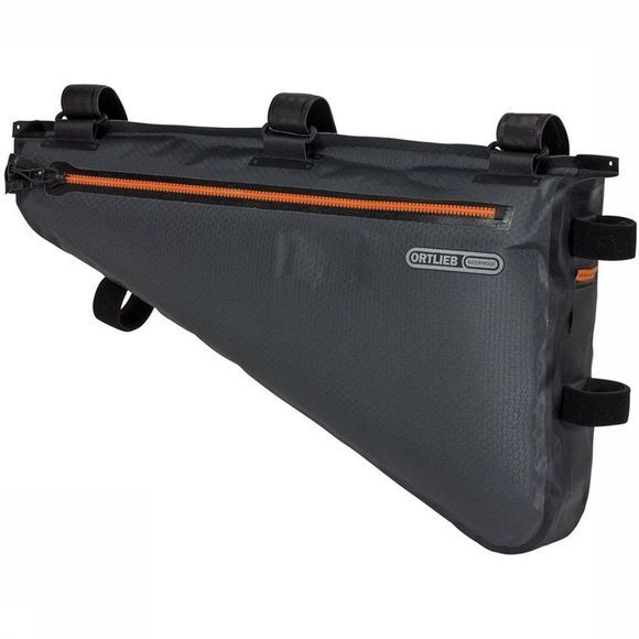 Ortlieb Handlebar Bag Frame-Pack L 6L dark grey