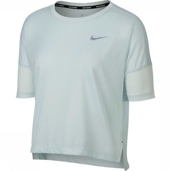 Nike T-Shirt Tailwind light green