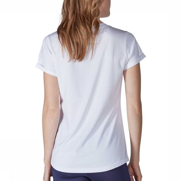 Skiny T-Shirt Ladies SL Blanc