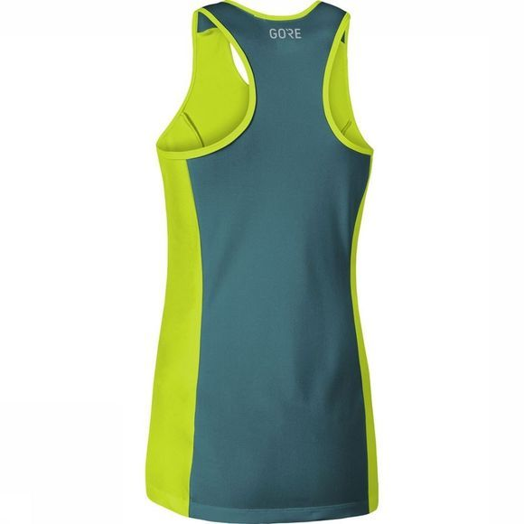 Gore Wear Top R7 Lime/Petrol