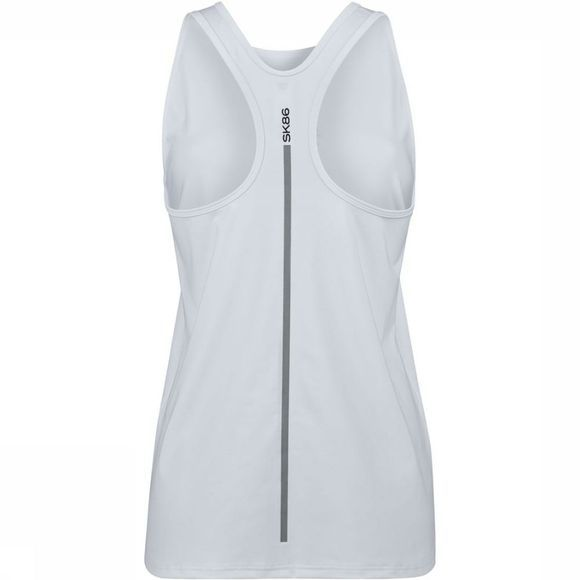Skiny Top Ladies Tank Blanc