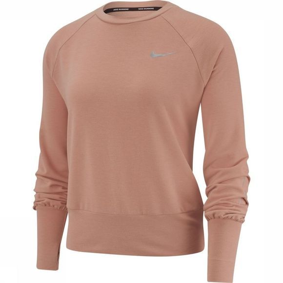Nike Trui Midlayer Twist Middenroze