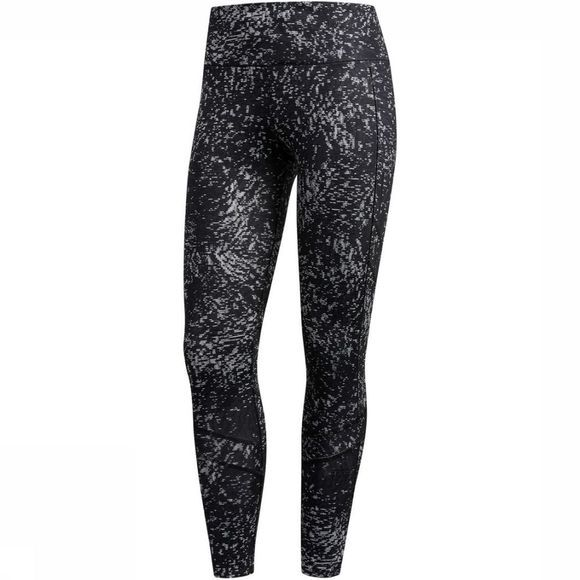 Adidas Collants De Sport How We Do Tight Noir/Assortiment