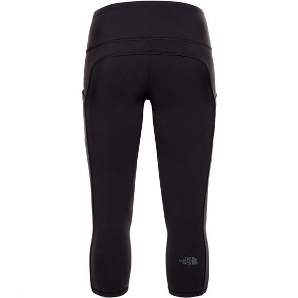 The North Face Tights Women'S Motivation High Rise Pocket Crop black