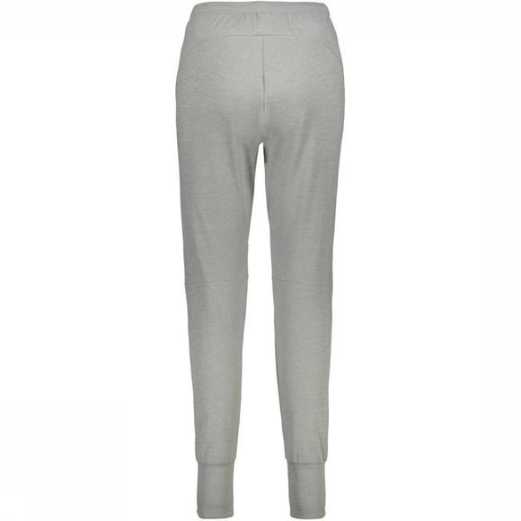 CMP Pantalon De Survetement Wmn Long Gris Clair Mélange