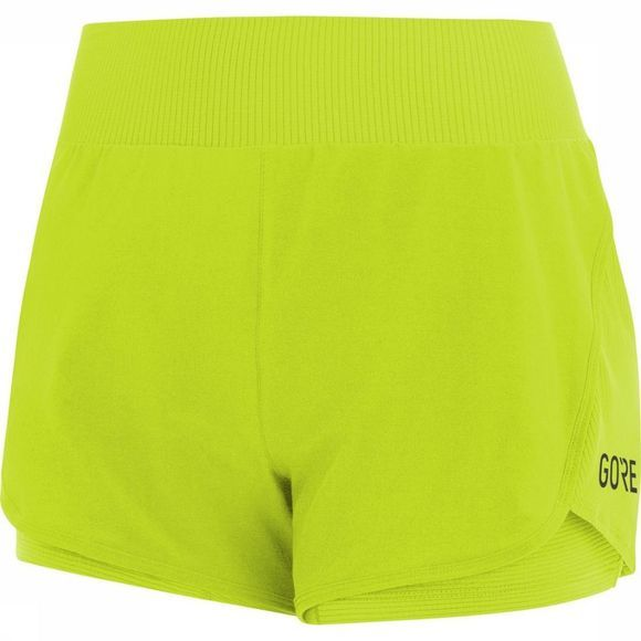 Gore Wear Shorts R7 2In1 Lime
