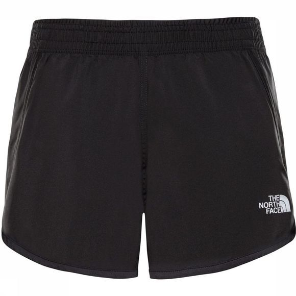 The North Face Short Women'S 24/7 Zwart