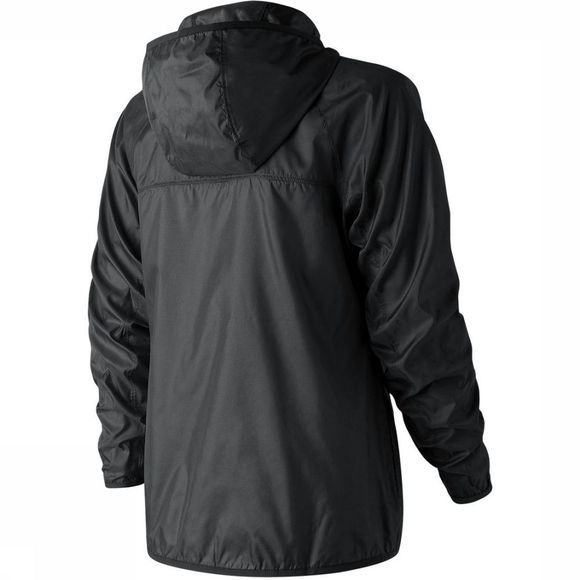 New Balance Windstopper Windcheater 2.0 Zwart