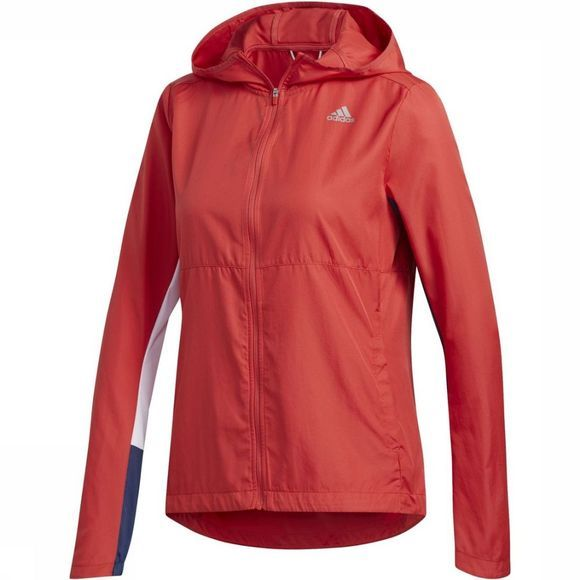 Adidas Windstopper Own The Run Jkt Rood