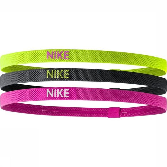 Nike Equipment Bandeau Elastic Rose Moyen/Noir